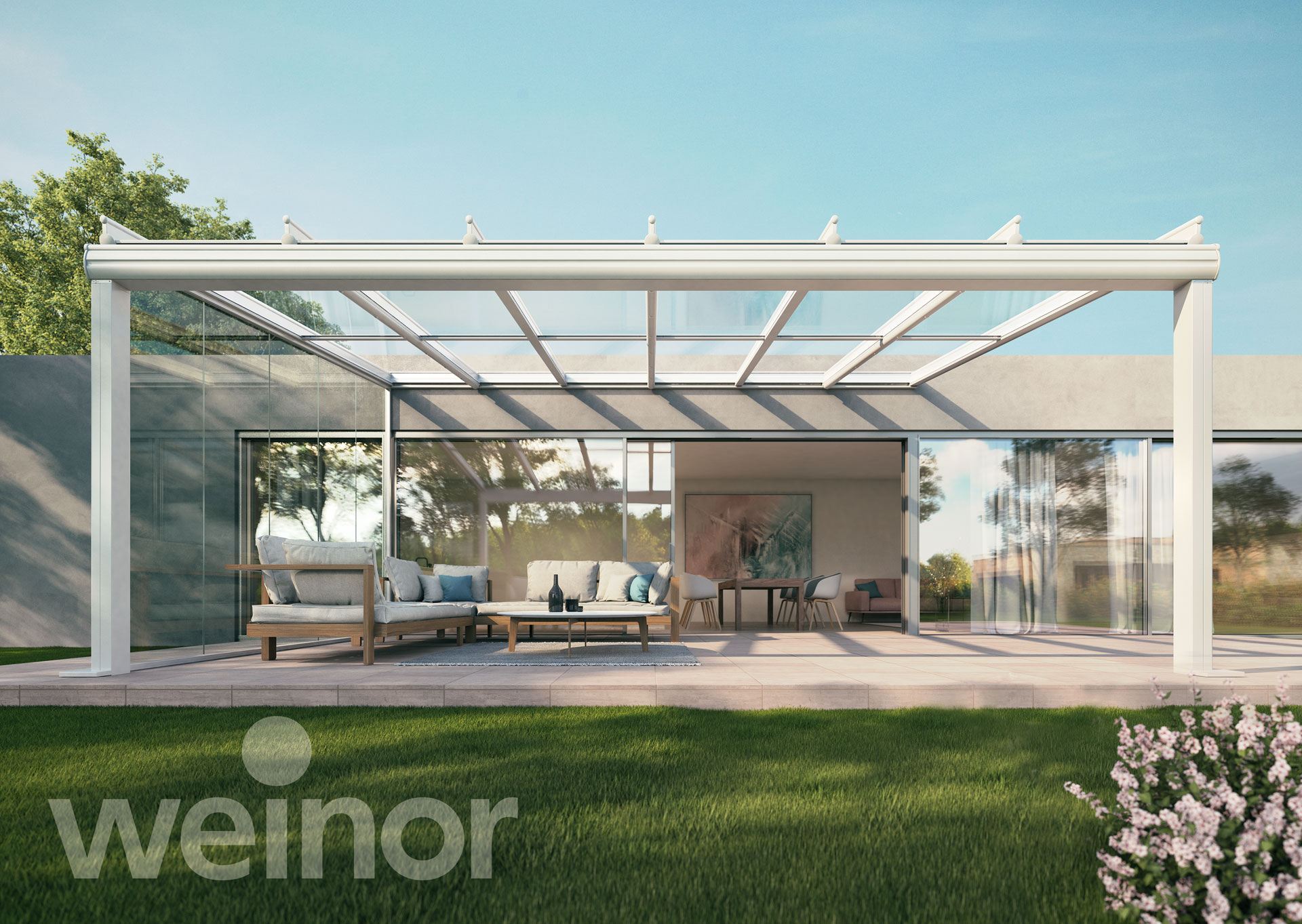 Weinor Terrazza - EcoWintergärten