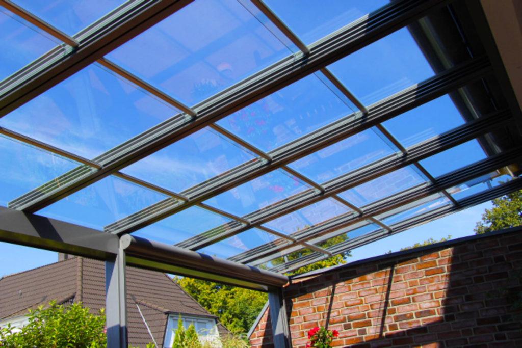 Joka Vitello Flex Terrassenschiebedach - EcoWintergärten