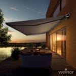 Kassettenmarkise Weinor Semina Life - EcoWintergärten