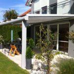 Terrassenüberdachung Wipro Cielo - EcoWintergärten