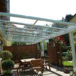 Terrassenüberdachung Wipro Paradiso - EcoWintergärten