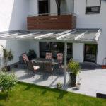 Terrassenüberdachung Wipro Diafano - EcoWintergärten