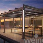 Terrassendach Weinor Pure