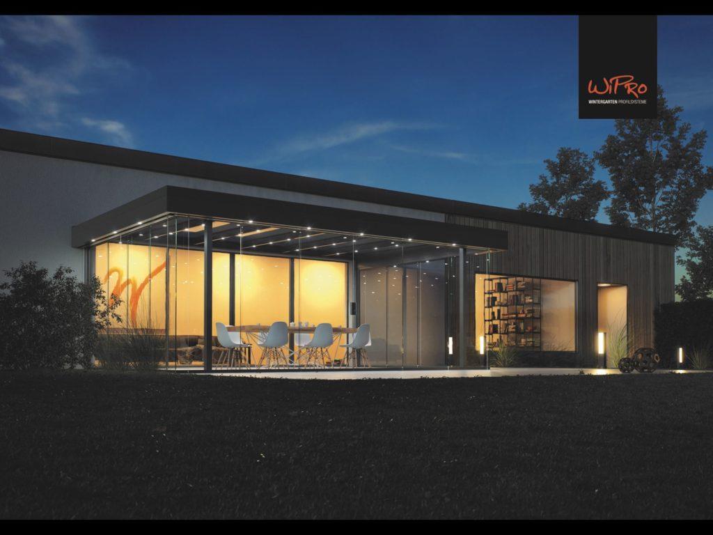 Wipro Diafano Lounge - Eco Wintergärten